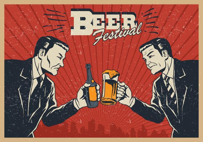 Festival Da Cerveja Vector