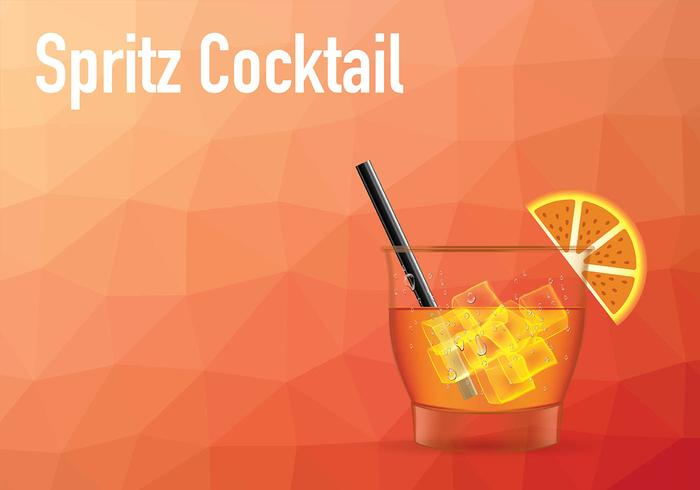 Spritz Background Vector