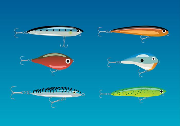 Fishing Tackle Free Vector