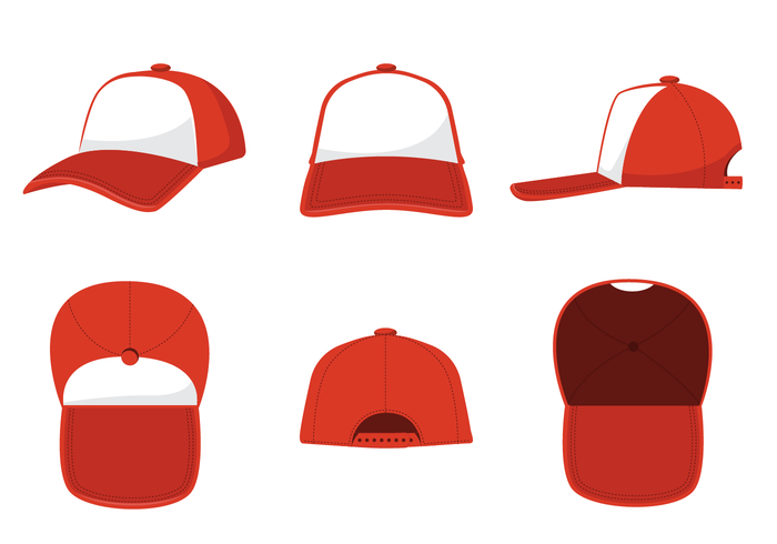 Trucker Hat Vector