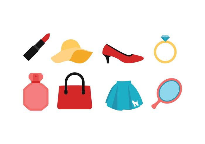 All About Women Icon Pack