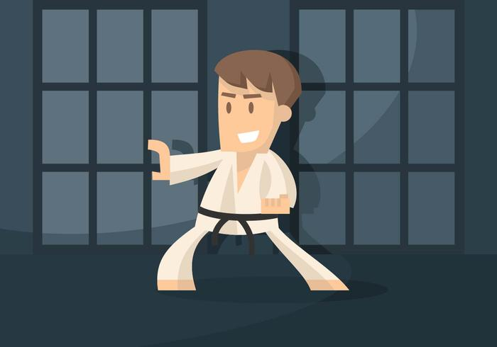 Dojo Illustration