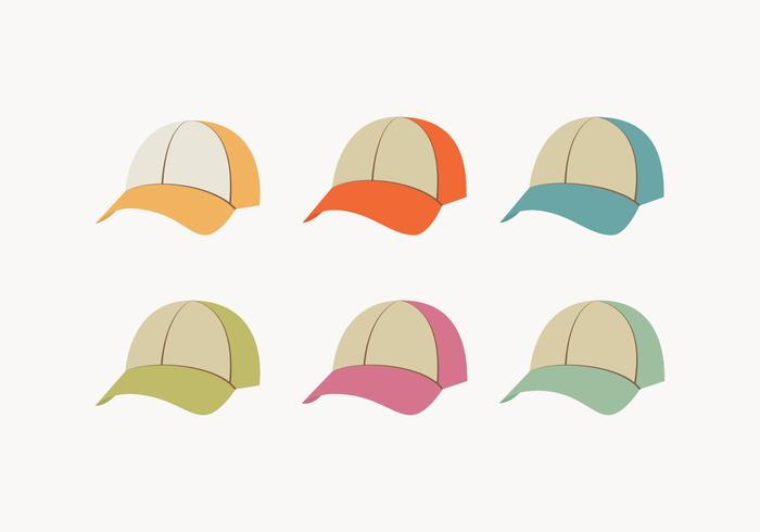 Colorful Trucker Hat Collection
