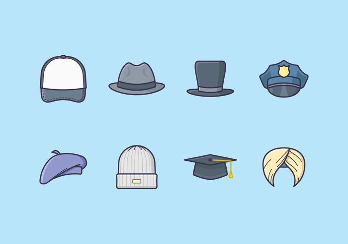 Free Headwear Icons