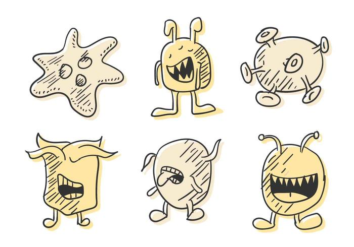 Free Cute Mold Vectors