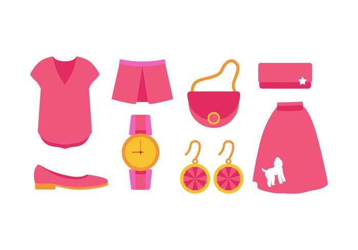 Women Fashion Vector Pack