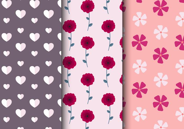 Free Valentine's Day Pattern