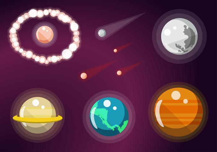 Supernova Free Vectors