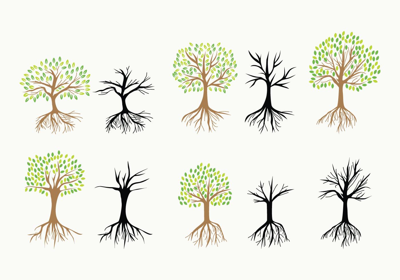 卡通樹 免費下載 | 天天瘋後製