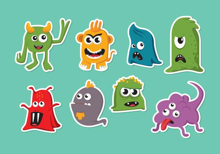Cartoon Mold Vector