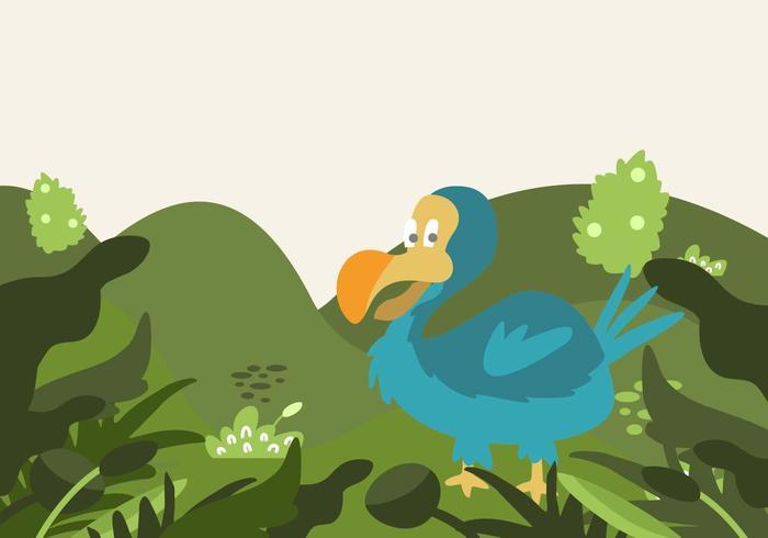 Dodo Illustration