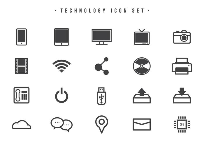 Information Technology Vectors | Free Vector Graphics ...