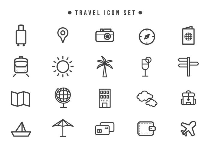 Free Travel Vectors