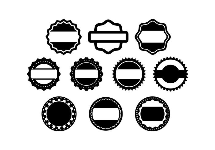 Free Stamp Collection Vector