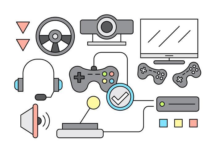 Ícones de jogos gratuitos