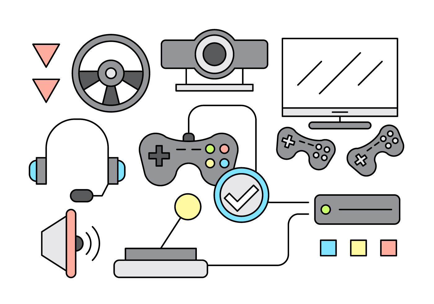 Free gaming icon
