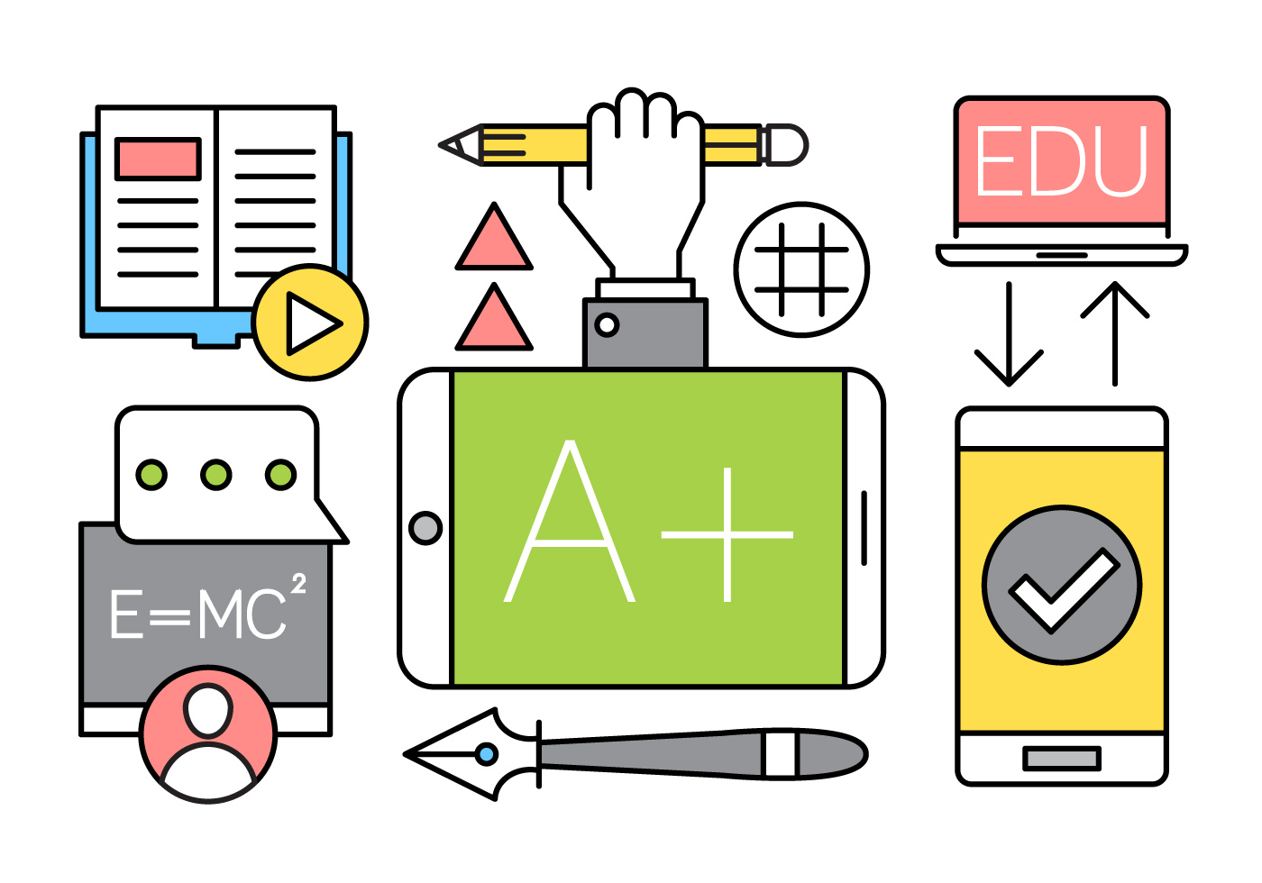 linear-education-vector-elements.jpg