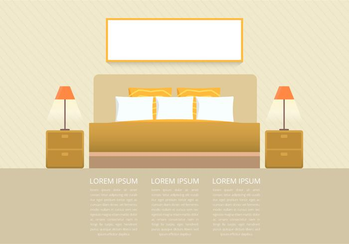 Headboard Bedroom and Furniture Page Template