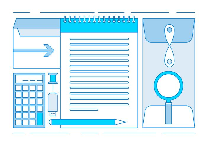 Free Linear Office Tools Elements