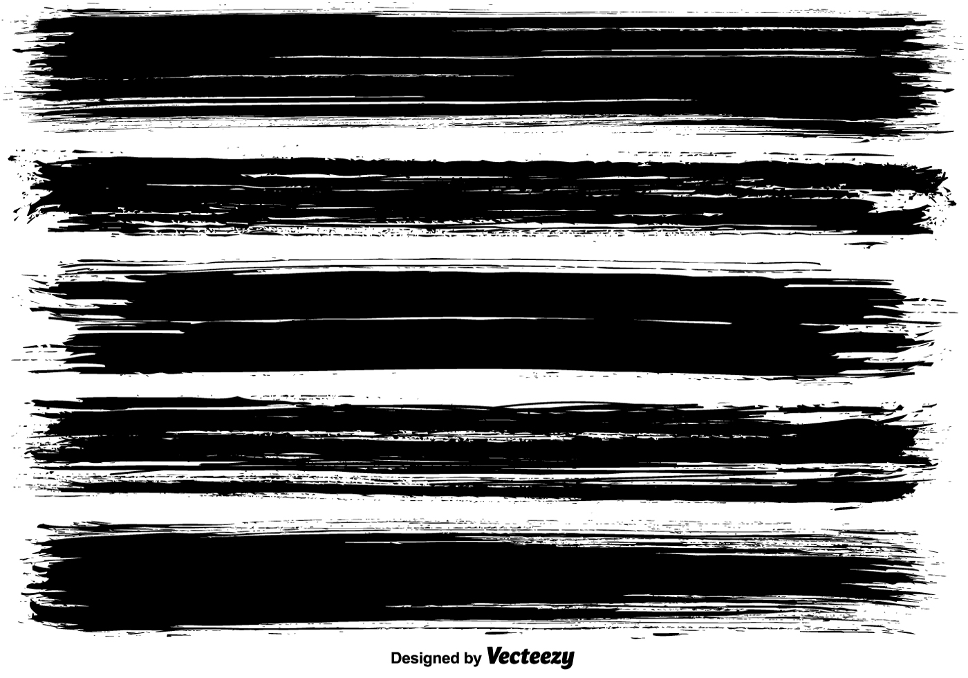 Vector Dirty Brush Strokes - Download Free Vector Art ...