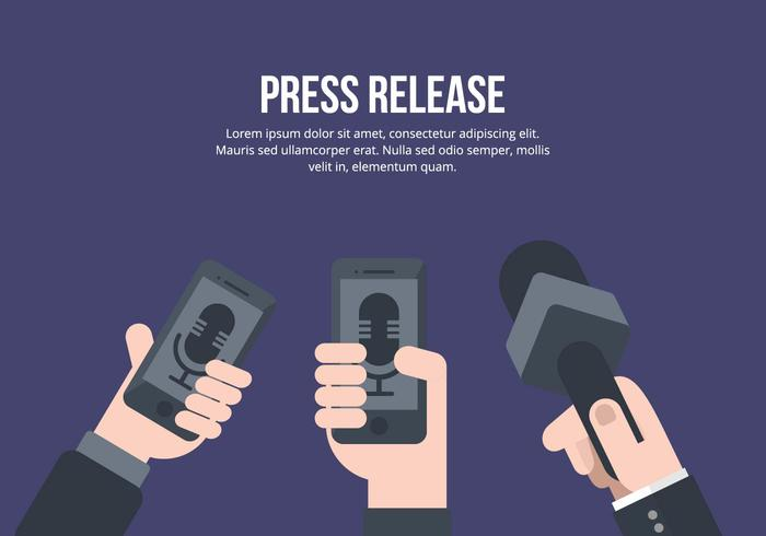 Press Release Illustration