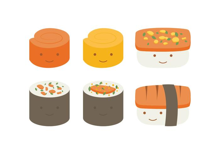 Cute Temaki Collection
