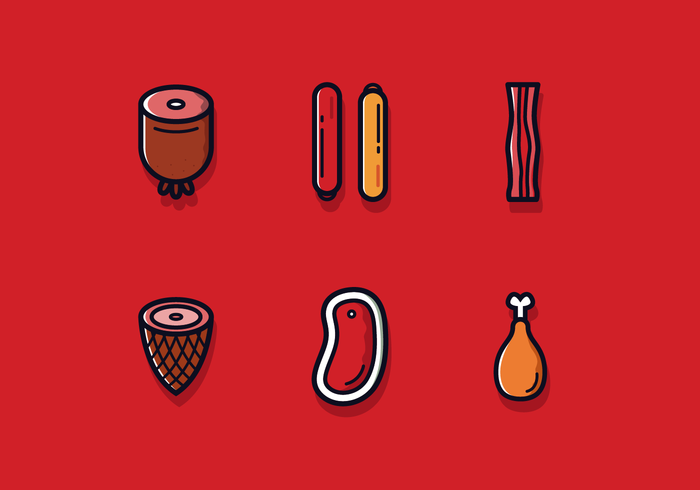Free Charcuterie Vector