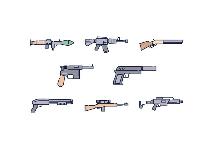 Free Weapon Icons