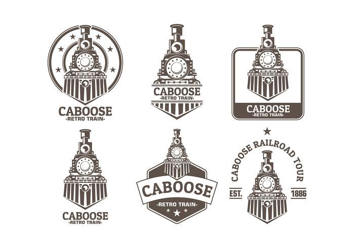 Caboose Logo Vector