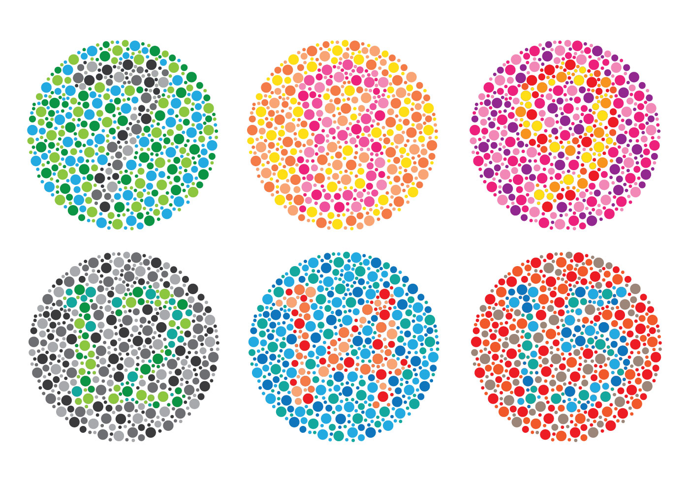 Colourblind Test Download Free Vector Art Stock Graphics Images
