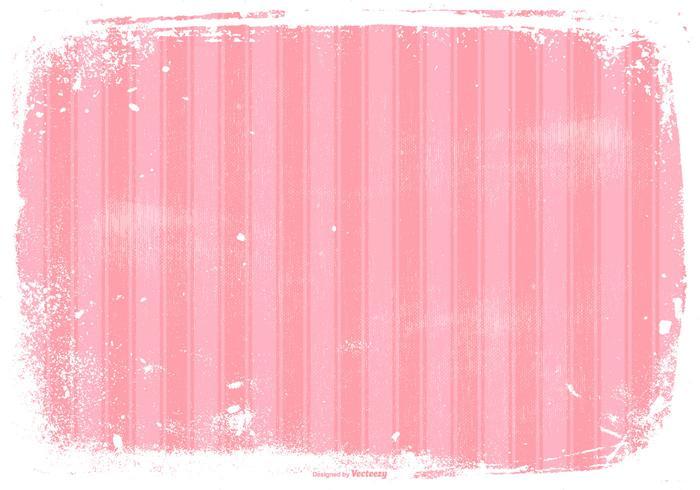 Pink Grunge Stripes Background