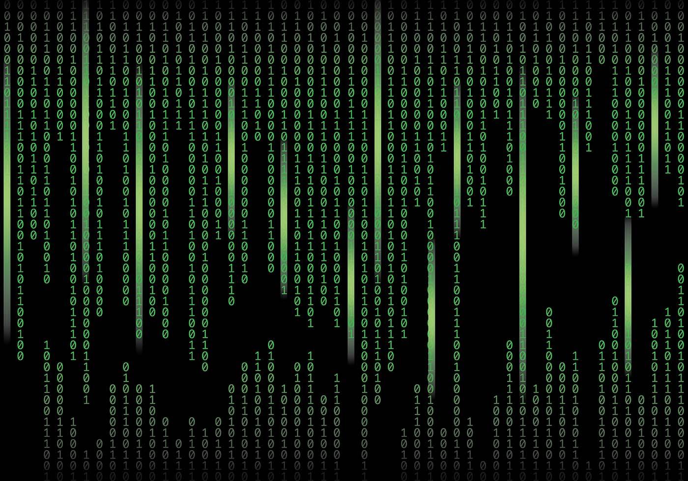 Matrix background vector download free vector art stock - Binary background gif ...