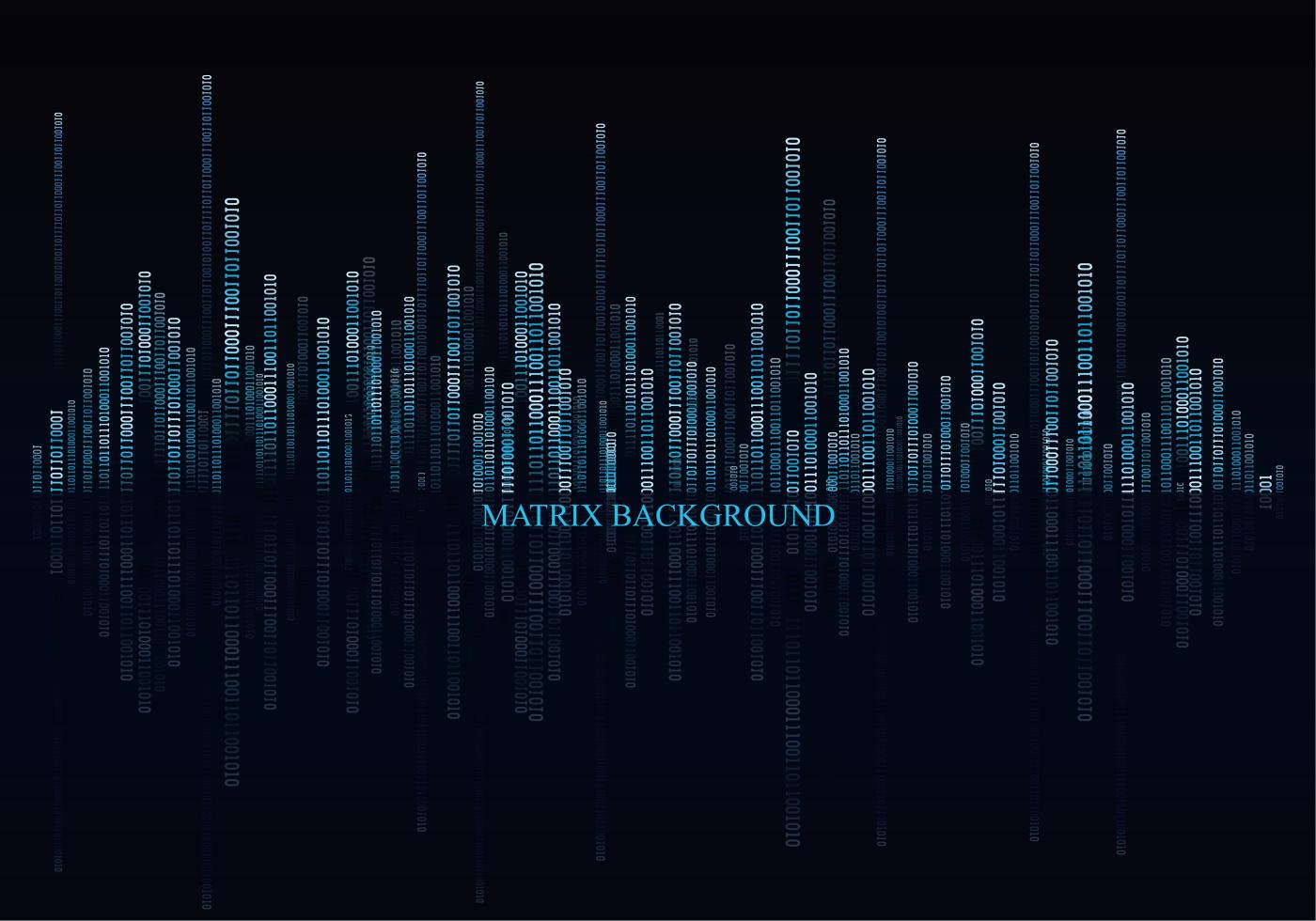 Dark Matrix Background Vector Download Free Vector Art