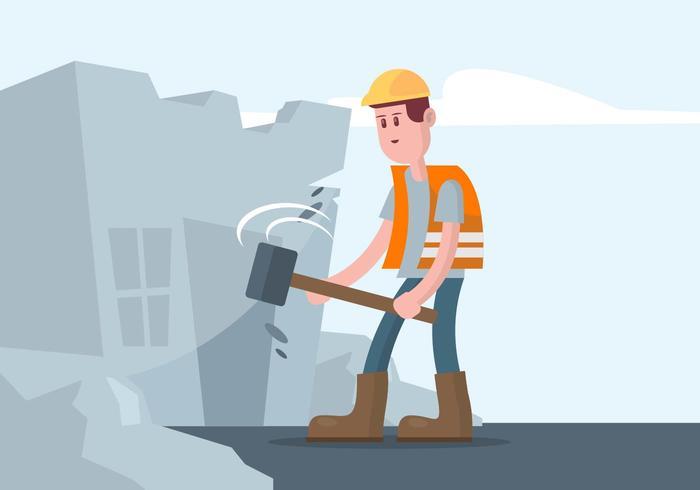 Demolition Illustration