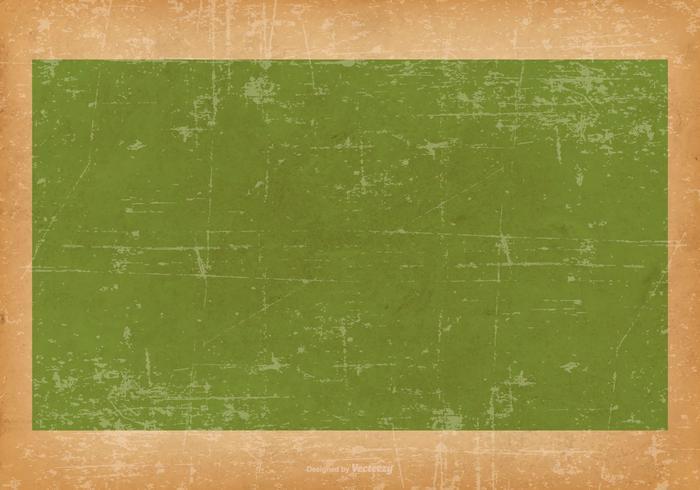 Bandera del Grunge de Líbia vector