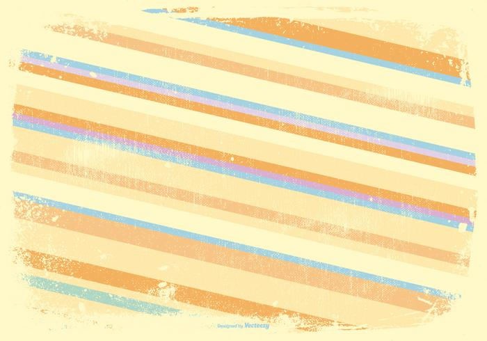Colorful Grunge Stripes Background