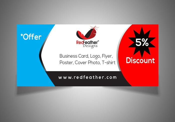 Facebook Cover Photo Vector