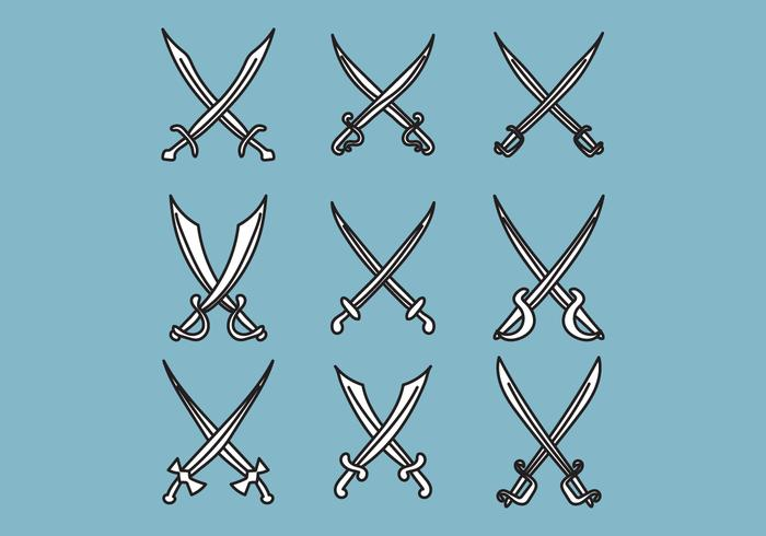 Set Of Swords