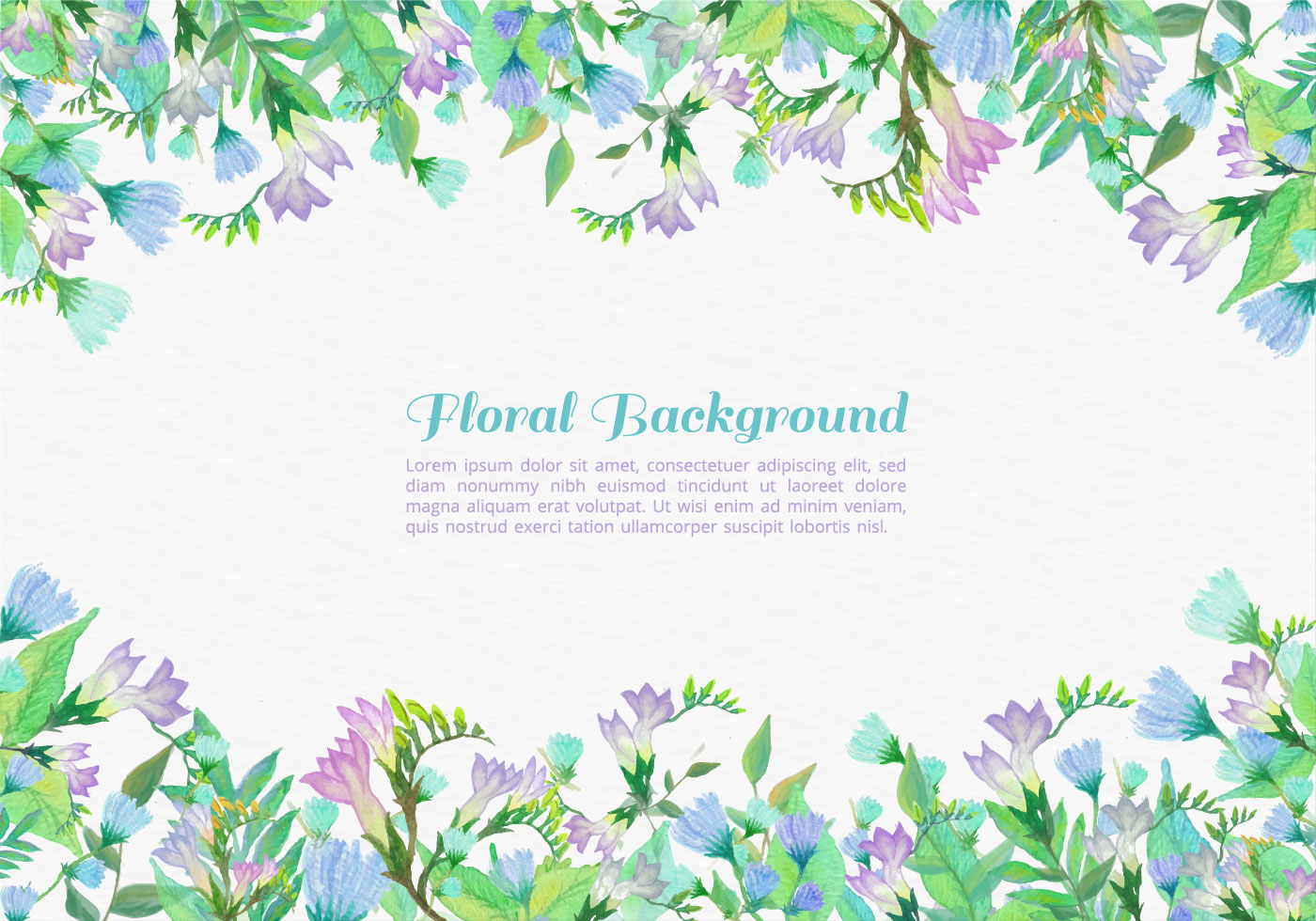 flower background free vector art 59562 free downloads