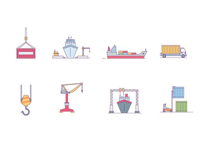 Iconos del astillero
