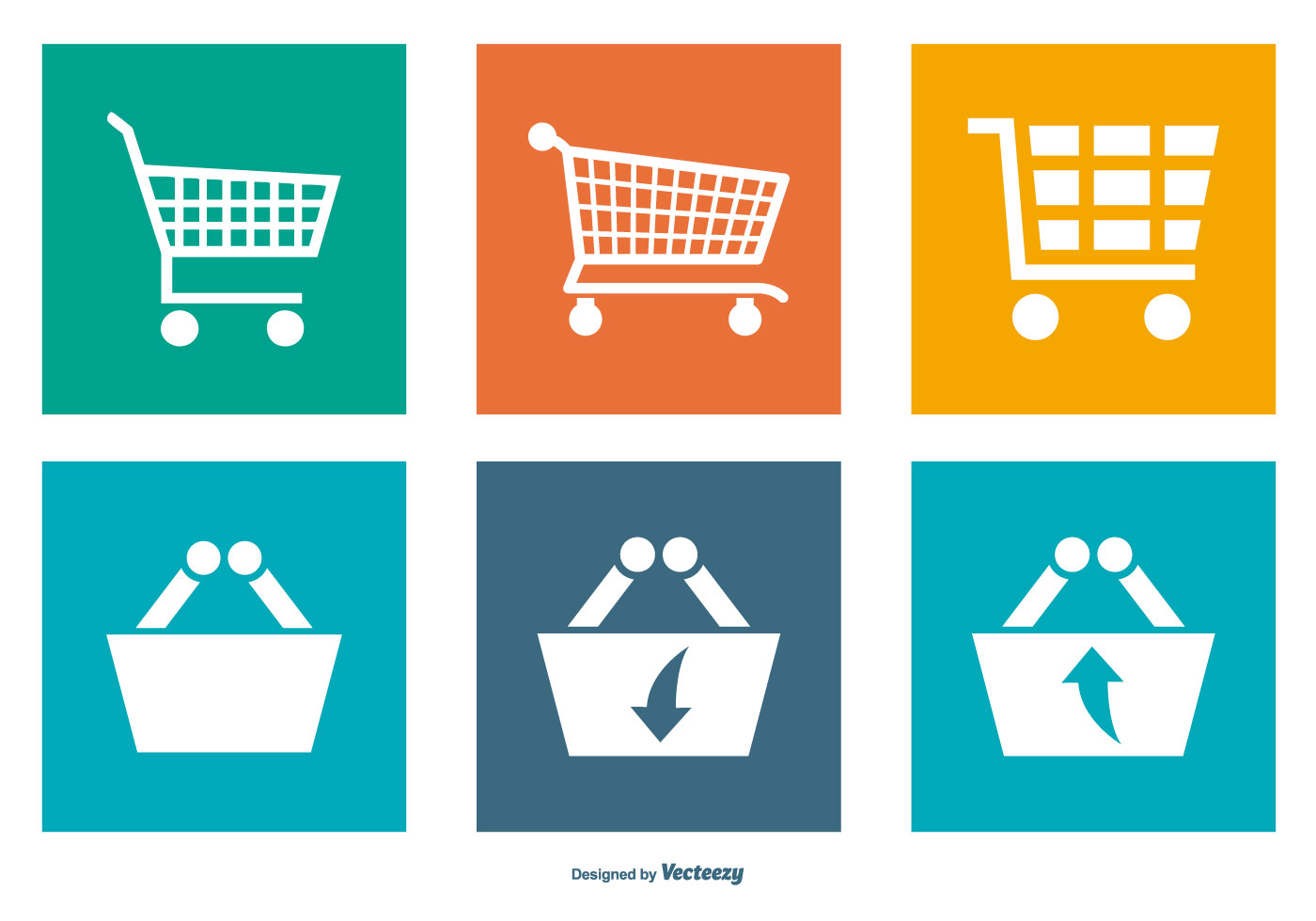 shopping cart icon free vector art 45767 free downloads