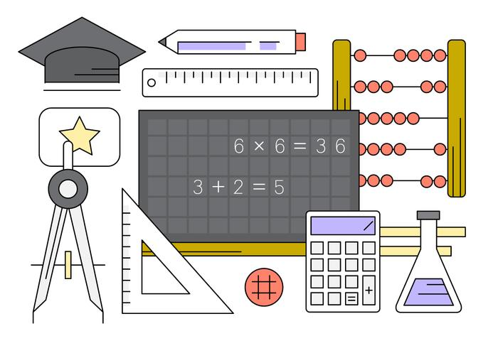 Free Educational Vector Collection