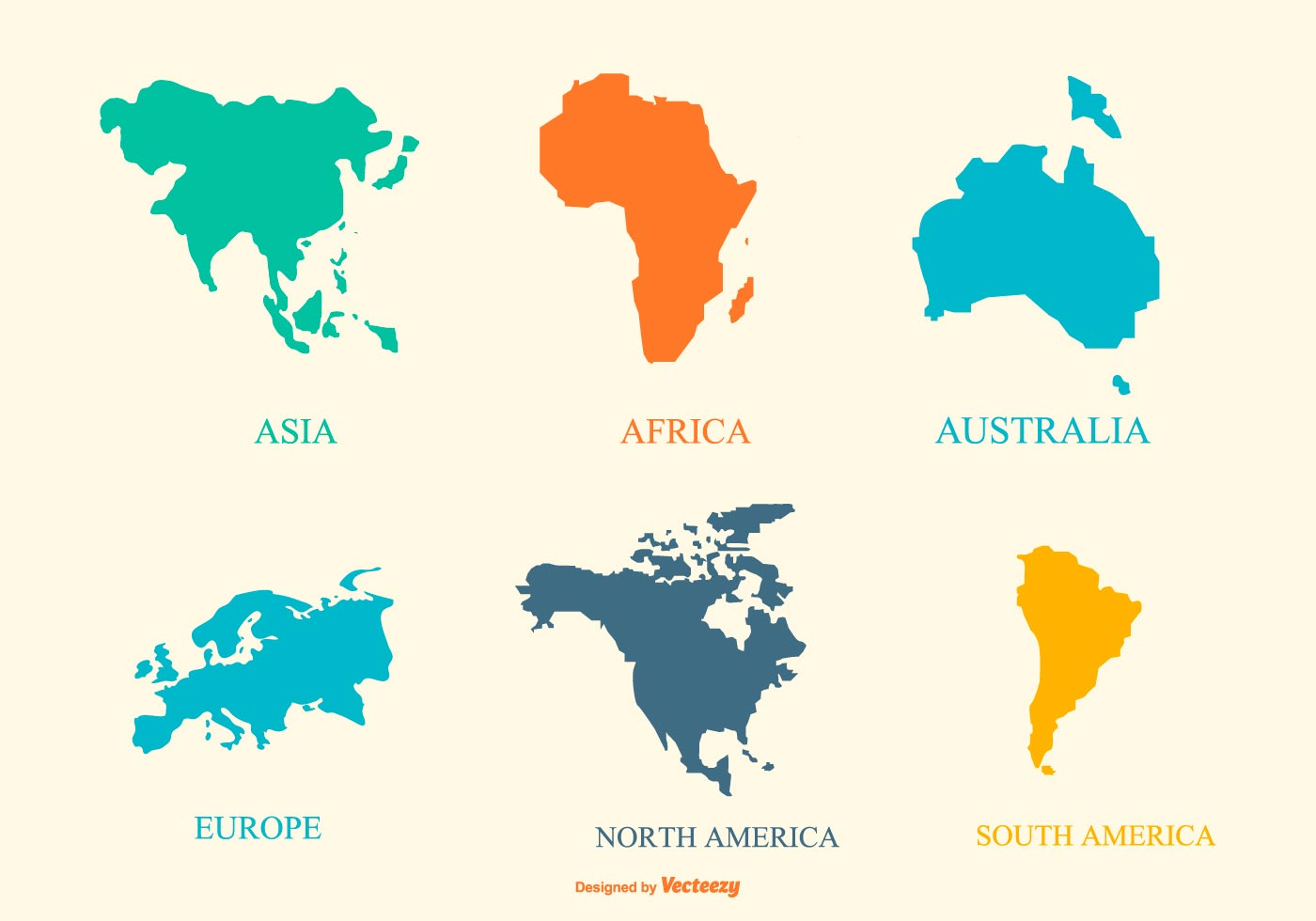 continent free vector art 5088 free downloads