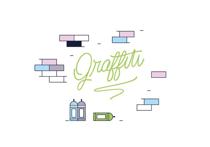 Vector Graffiti Gratis