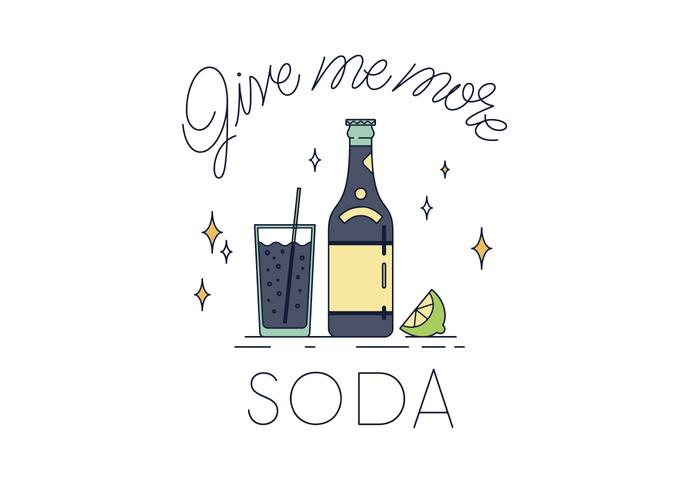 Free Soda Vector