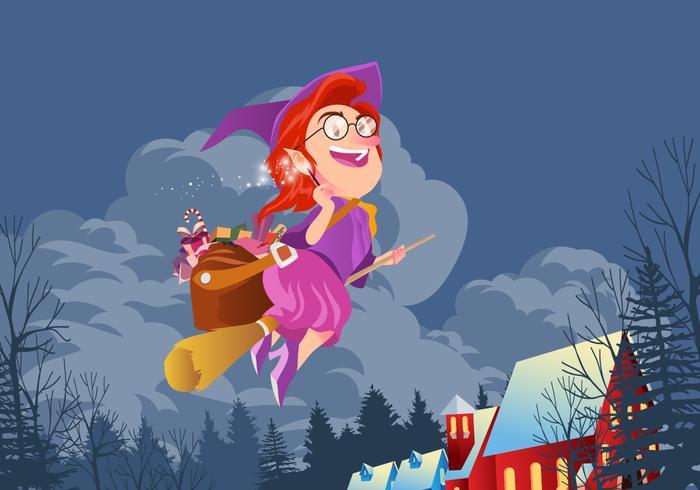 Epiphany Witch Befana