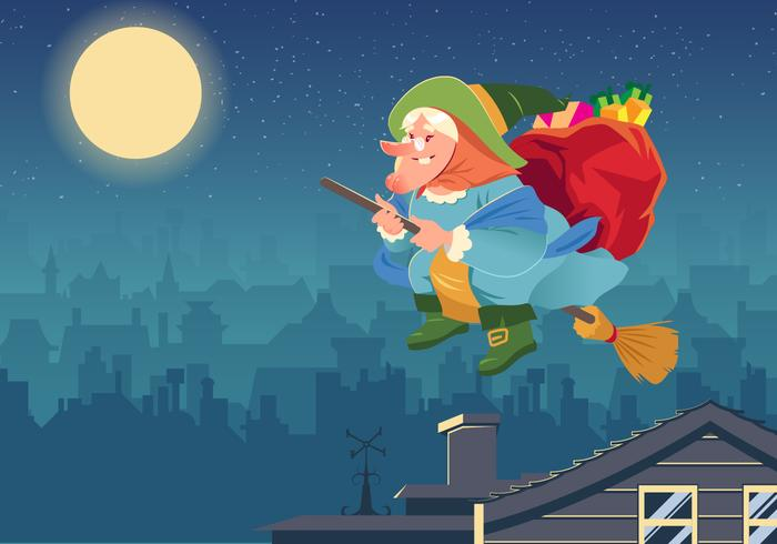 The Legend Of Befana