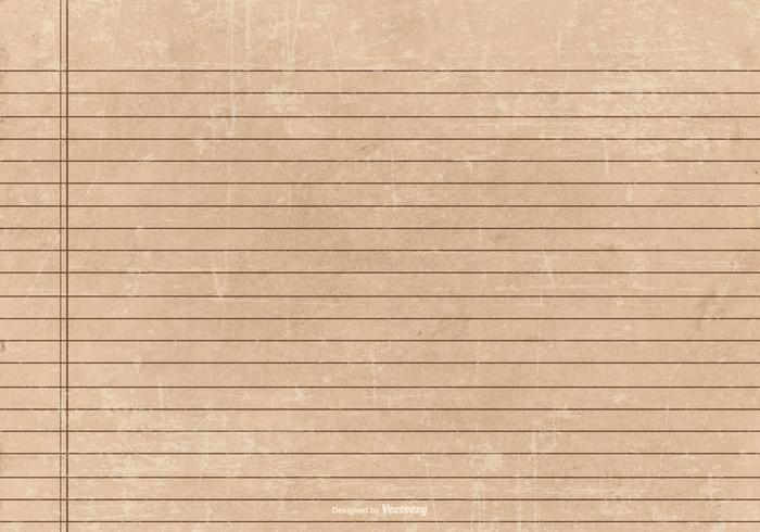 Old Dirty Grunge Note Paper Background