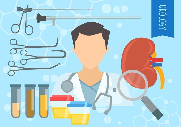 Urology Equipment Set