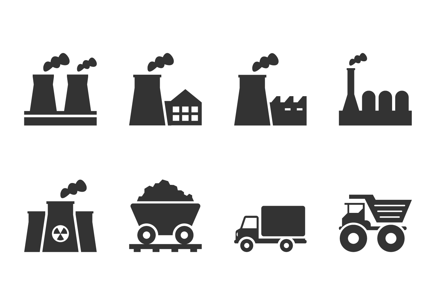 factory industry icon